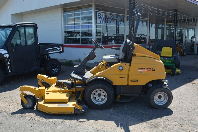 Hustler 3500 72quot Out-Front Deck Commercial Mower