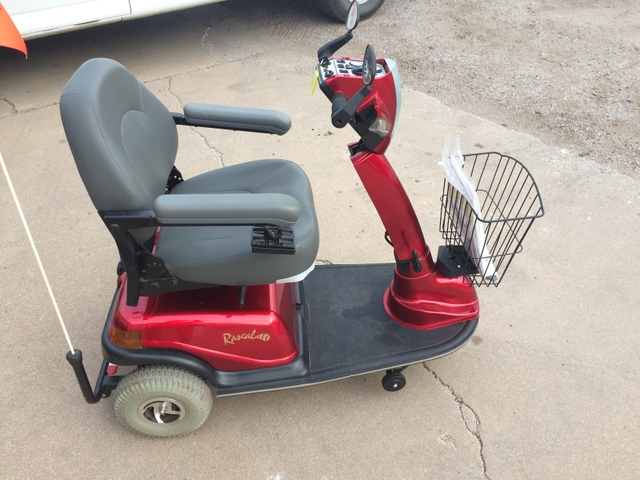 Rascal 600T Scooter