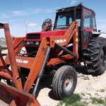 2294 with Dual Loader and grapple