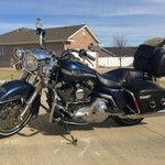 100th Anniversary 2003 Harley Davidson Road King Classic