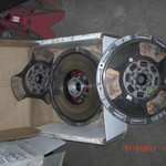 "***NEW TAKE OFF 14"" EATON SOLO CLUTCH SELF ADJUSTING CLUTCH"