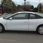 *Reduced* 1999 Saturn SC 3 door