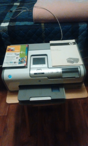 hp photosmart d7260 printer manual