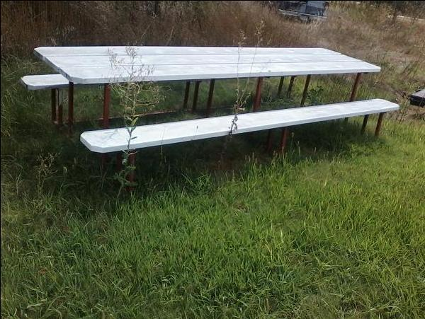 12 foot picnic table rainbow classifieds for 12 foot picnic table