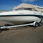 BOAT RINKER CAPTIVA 232 OPEN BOW 5.7 EFI PRICED TO SELL
