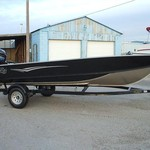 2013 G3 Guide V16CXT w/30hp Tohatsu 4S and trailer