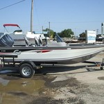 2013 G3 Angler V172C w/90hp Yamaha EFI 4S and Bear trailer