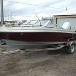 1982 Invader bow rider w.115hp Force & trailer