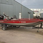 2004 17.5' Bass Tracker PT175 w/50hp Mercury & trailer