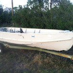 jon boat and trailer for sale