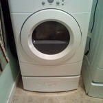 Amana Front loader Washer and Dryer~Reduced