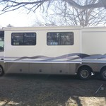 1998 PACEARROW MOTORHOME BY FLEETWOOD