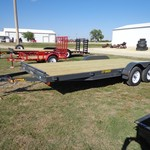 2015 Doolittle 8420 CF Car/Equipment Hauler