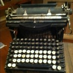 Antique Smith Typewriter