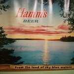 Wanted HAMM'S BEER Advertizing
