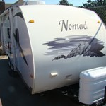 2011 Nomad Ultra-Lite M-210 Camper ****Reduced****