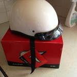 New Fulmer motorcycle helmet