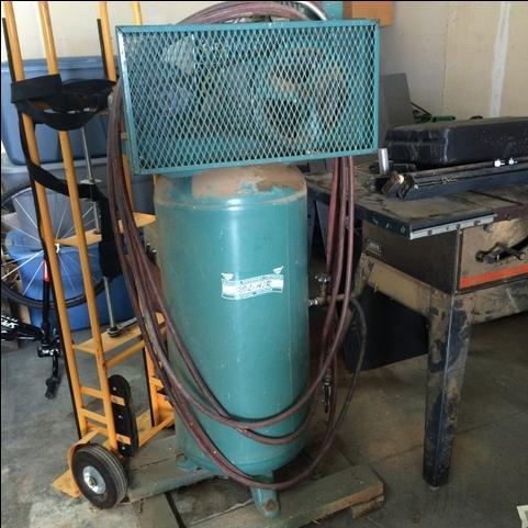 ROL-AIR air compressor