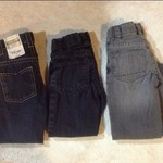 ~~Boys Arizona skinny jeans size 4 regular~~