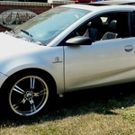 2004 Saturn ION Quad-Coupe Supercharged (Rare Find)
