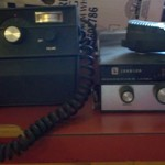 Johnson CB Radio & Home Base