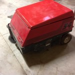 Factory Cat floor sweepers and scrubbers,