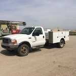 2001 Ford F-550 Super Duty 7.3