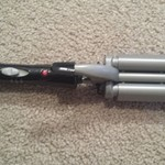 Revlon 3 Barrel Curling Iron--USED ONCE