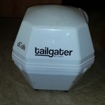 Tailgater Sattellite Dish and reciever
