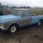 1968 Chevy pick up