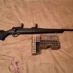 Weatherby Mark V .270 WBY Mag