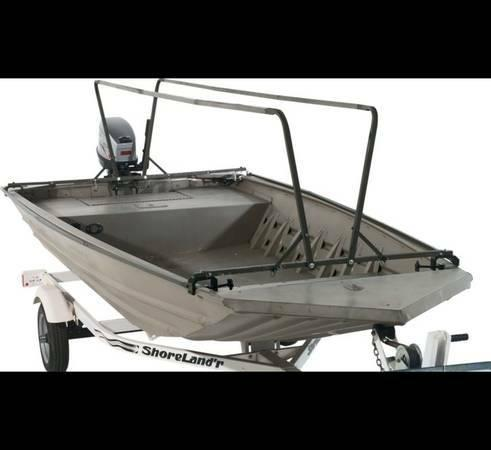 Boat duck blind cabelas nex tech classifieds for Cabela s fishing boats