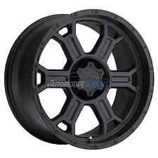 ISO 18x9 5x5.5 black wheels