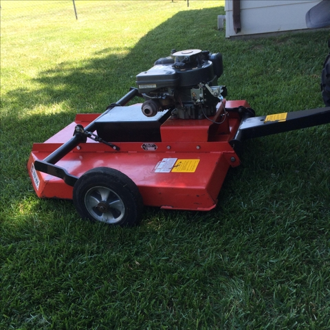 Bush Hog 42 Quot Pull Behind Rotary Mower Nex Tech Classifieds