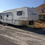 1996 Electra camper for sale!