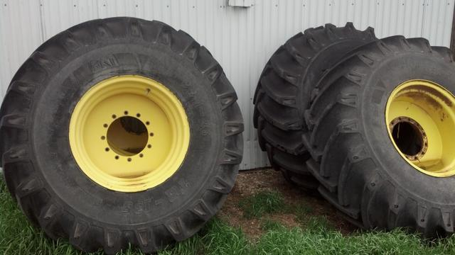 Tires And Rims John Deere Tires And Rims