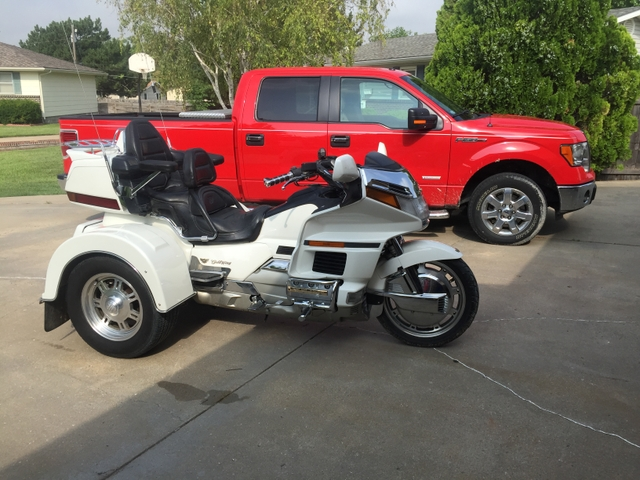 95 Honda Goldwing 1500