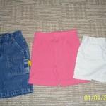 7 PIECE LOT GIRLS CLOTHING-3T-4T