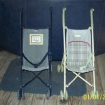 DAYCARE TOYS-GRACO DOLL STROLLERS-BOTH FOR $5.00