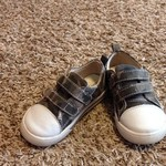 Toddler boys canvas shoes