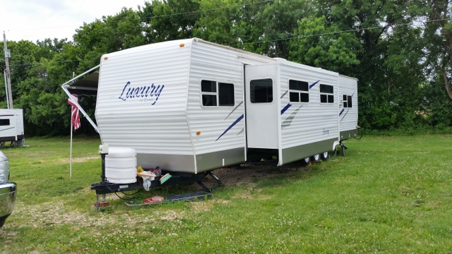 2008 40ft luxury by design travel trailer nex tech classifieds