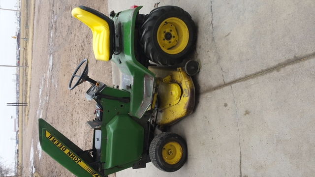 John Deere 317 Lawn Tractor Nex Tech Classifieds