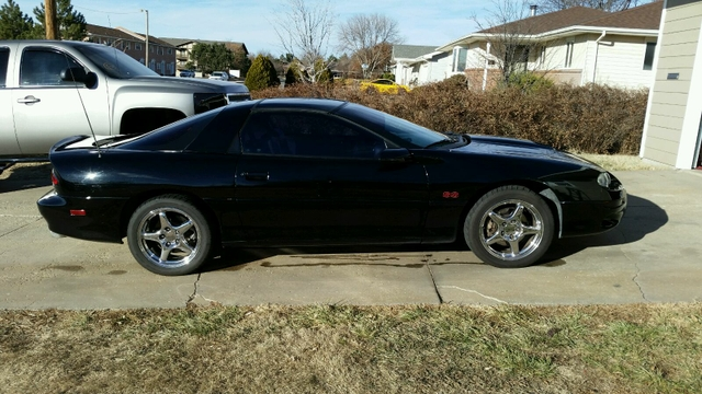 1998 ss camaro slp t tops nex tech classifieds. Black Bedroom Furniture Sets. Home Design Ideas