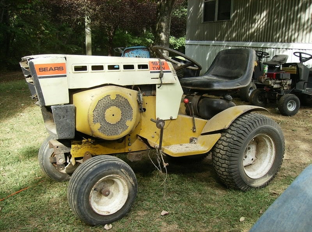 Old Craftsman Garden Tractors : Wtb old sears garden tractors nex tech classifieds