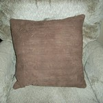Real Down Feather Decoration Pillows-Set of 2