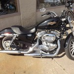 ( NEW ) 2009 HARLEY DAVIDSON  NEW. might trade
