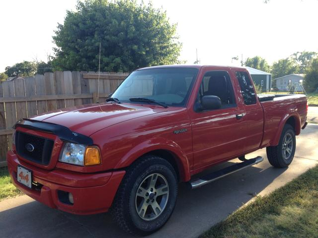 2004 ford ranger tremor package nex tech classifieds. Black Bedroom Furniture Sets. Home Design Ideas