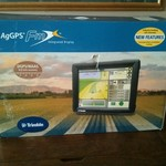 Ag GPS Trimble FMX  Intergrated Display