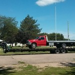 2014 Load  Trail/Load Max Gooseneck Trailer