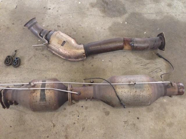 6.7 Cummins Turbo Replacement >> Catalytic Converter Dodge Diesel Images - Frompo